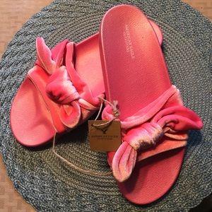 Slipper Sandals